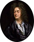 Henry Purcell, by John Closterman, 1695