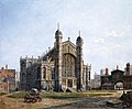 Henry William Brewer (1836-1903) - St George's Chapel, Windsor - RCIN 404355 - Royal Collection.jpg