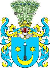 Sas - herb szlachecki rodu Dzieduszyckich