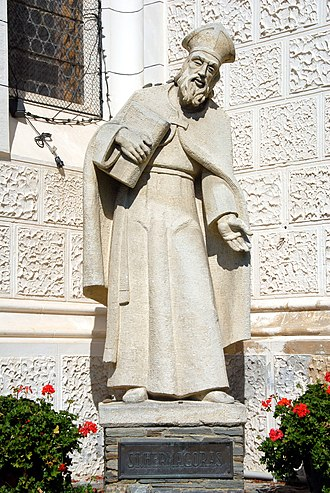 Hermagoras of Aquileia - Statue of Hermagoras in the city of Hermagor.