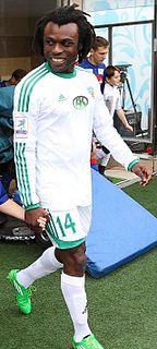 Herve Xavier Zengue Burkinabe footballer