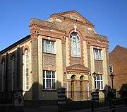 High Town Methodist church, Luton