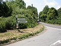 Higher Waterston, fingerpost - geograph.org.uk - 1374515.jpg