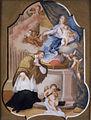 Hinterglasbild Anbetung Mariens durch Johannes Nepomuk.jpg
