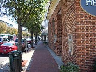 Tarboro, North Carolina - Image: Historic Downtown Tarboro