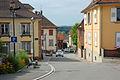 Hochfelden ( Bas-Rhin ), paysage urbain.jpg