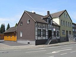 Hochstraße in Recklinghausen
