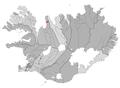 Hofdahreppur map.png