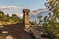 Homene Dessus, Combellin, Valle d'Aosta. Detail van oud huis 03.jpg
