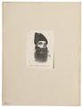 Homo sapiens - Iran - 1700-1880 - Print - Iconographia Zoologica - Special Collections University of Amsterdam - UBA01 IZ19400123.tif