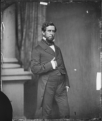 John B. Haskin - John Bussing Haskin, Congressman from New York