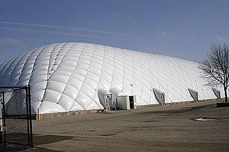 Hononegah Community High School - Image: Hononegah dome