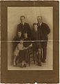 Hook family portrait, December 1924 (6596215431).jpg