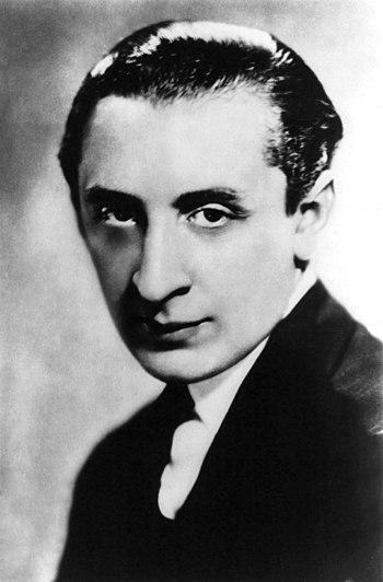 Vladimir Horowitz as he appeared at the time R...