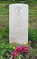 Houlican (John) CWGC gravestone, Flaybrick Memorial Gardens.jpg