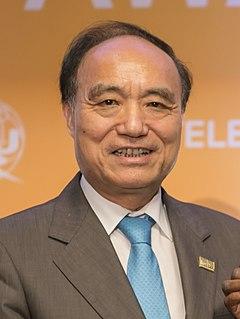 Houlin Zhao Houlin Zhao is the Secretary-General of the International Telecommunication Union (ITU)