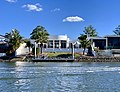Houses in Sanctuary Cove seen from Coomera River, Queensland 11.jpg