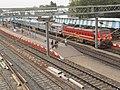 Howrah-Puri Shatabdi Express at Balasore.jpg