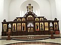 Hram Svetog Save u Kraljevu - unutrašnjost 03.jpg