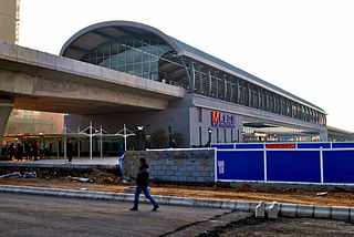 Huangjinkou station