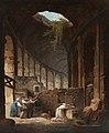 Hubert Robert - Hermit in the Colosseum - 32.2019.3 - Dallas Museum of Art.jpg