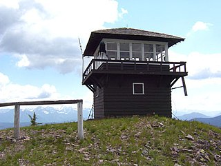 Huckleberry Fire Lookout United States historic place