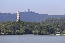 West Lake of Huizhou