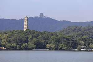 Huizhou - West Lake of Huizhou