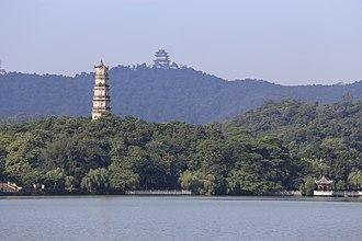 Huizhou - West Lake of Huizhou