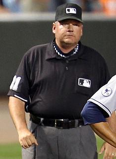 Hunter Wendelstedt American baseball umpire