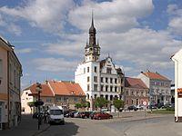 Hustopeče - Dukelské náměstí obr1.jpg