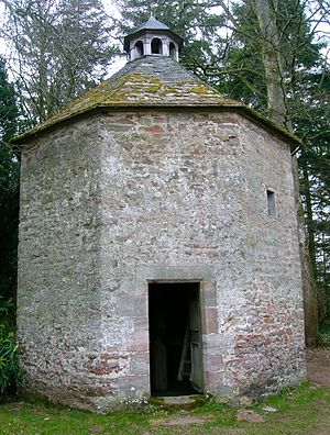 Hutton in the Forest - The Hutton-in-the-Forest dovecote