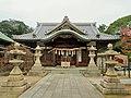 Hyozujinjya Haiden, Kishiwada.jpg