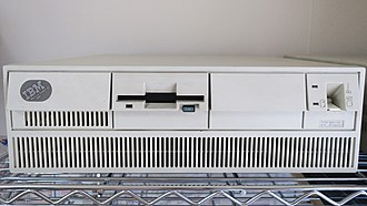 IBM Personal System/55 - Image: IBM PS55 Model 5550 T