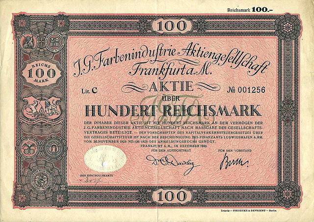 http://upload.wikimedia.org/wikipedia/commons/thumb/d/df/IG-Farben100RM-12-1925.jpg/640px-IG-Farben100RM-12-1925.jpg