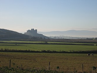 Eóganachta - The Rock of Cashel.