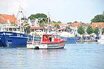 IMO 8215895 ZZ-4 CHRISTINA & GEOSURVEYOR III in de haven van Zierikzee.JPG