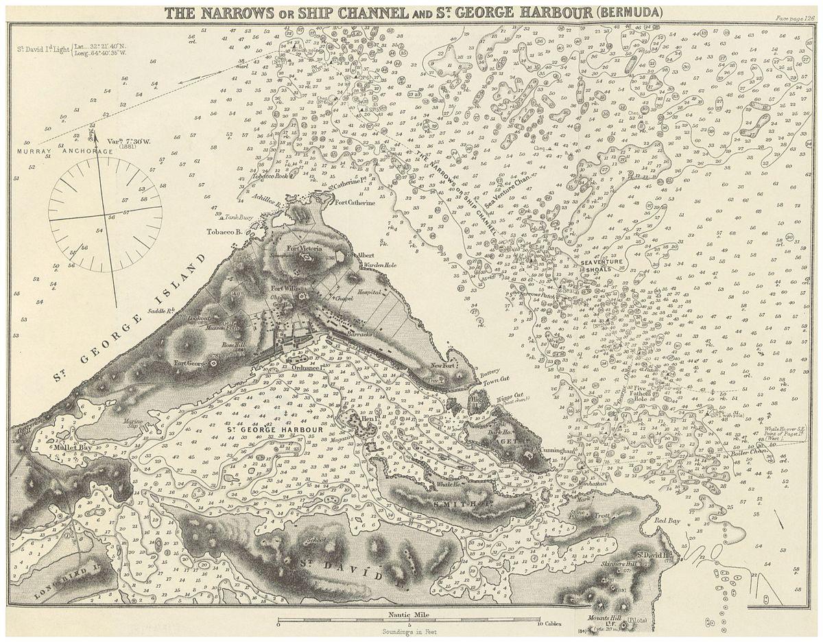 st  george u0026 39 s harbour  bermuda