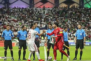 Iran–Iraq football rivalry
