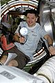 ISS-30 Oleg Kononenko in the Zvezda Service Module.jpg