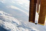 ISS-50 Solar arrays on the International Space Station.jpg