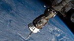ISS-59 Soyuz MS-12 docked to the ISS.jpg