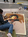 I madonnari e il Caravaggio 3.jpg