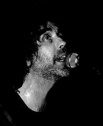 Ian McNabb discography - Image: Ian Mc Nabb at the Metro Club London