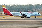 Iberia, EC-MXU, Airbus A320-251N (47630664531).jpg