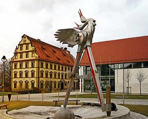 Ichenhausen - Image: Ichenhausen