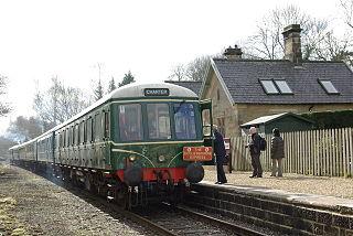 Idridgehay railway station