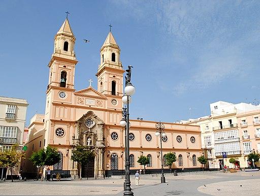 Iglesia de San Antonio de Padua, Cadiz
