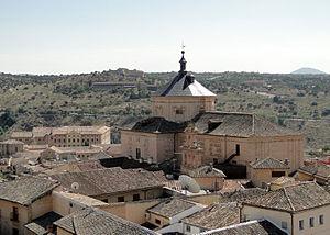 San Marcos, Toledo - Iglesia de San Marcos.