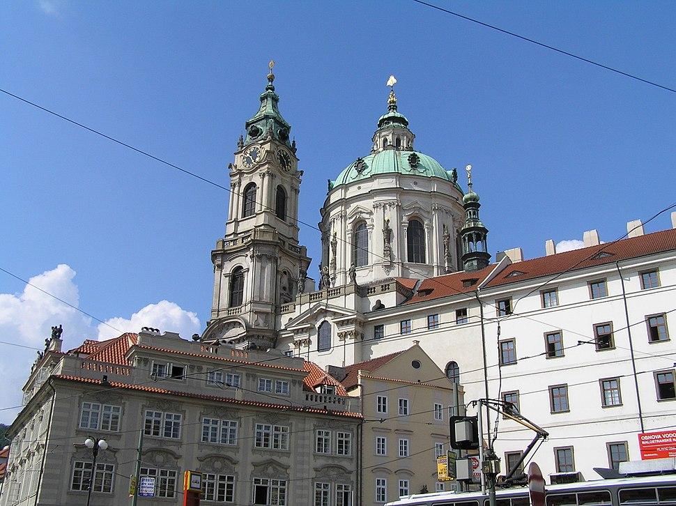 Iglesia de San Nicol%C3%A1s, Praga